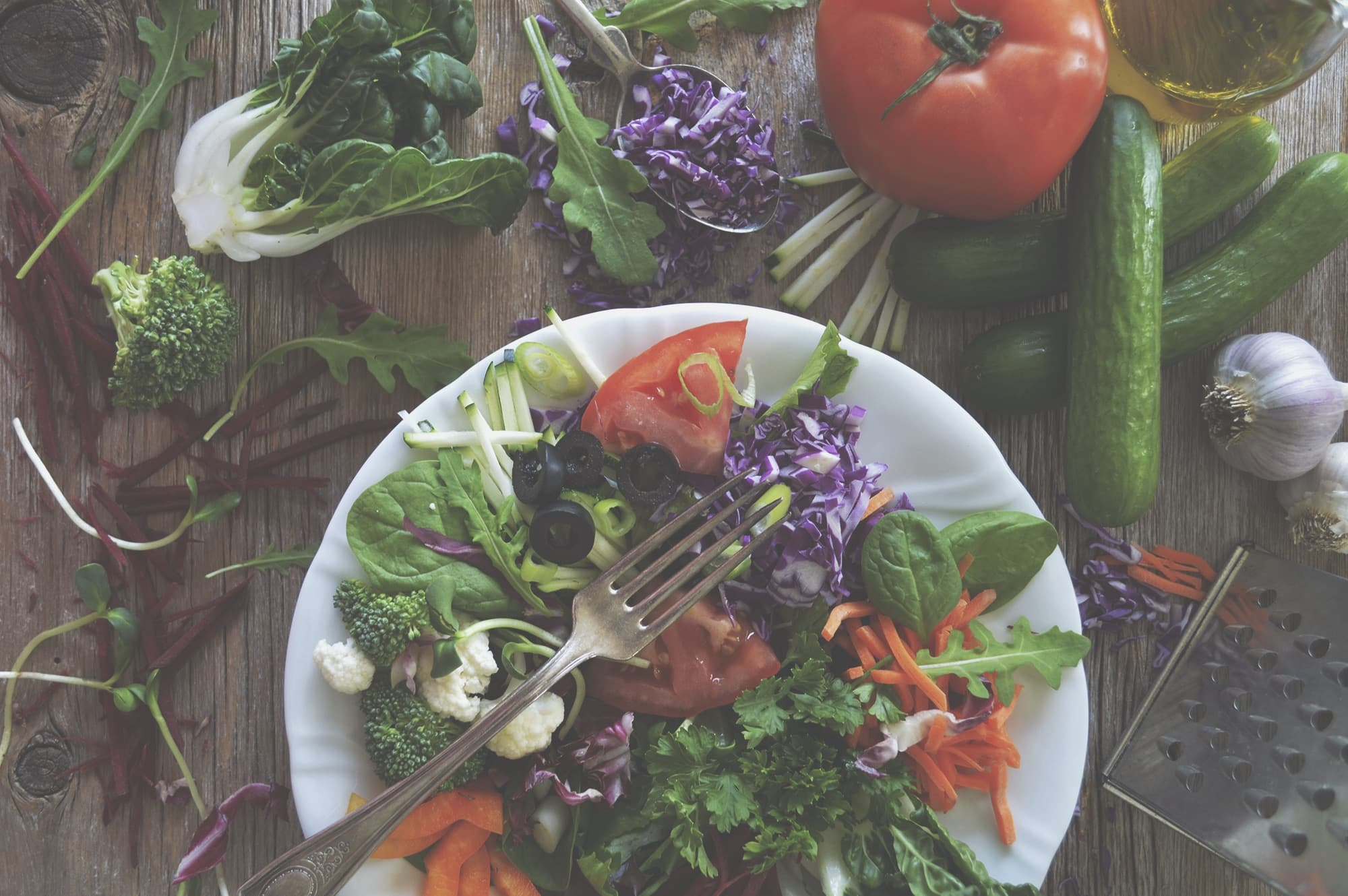 Recomendaciones para una alimentación saludable
