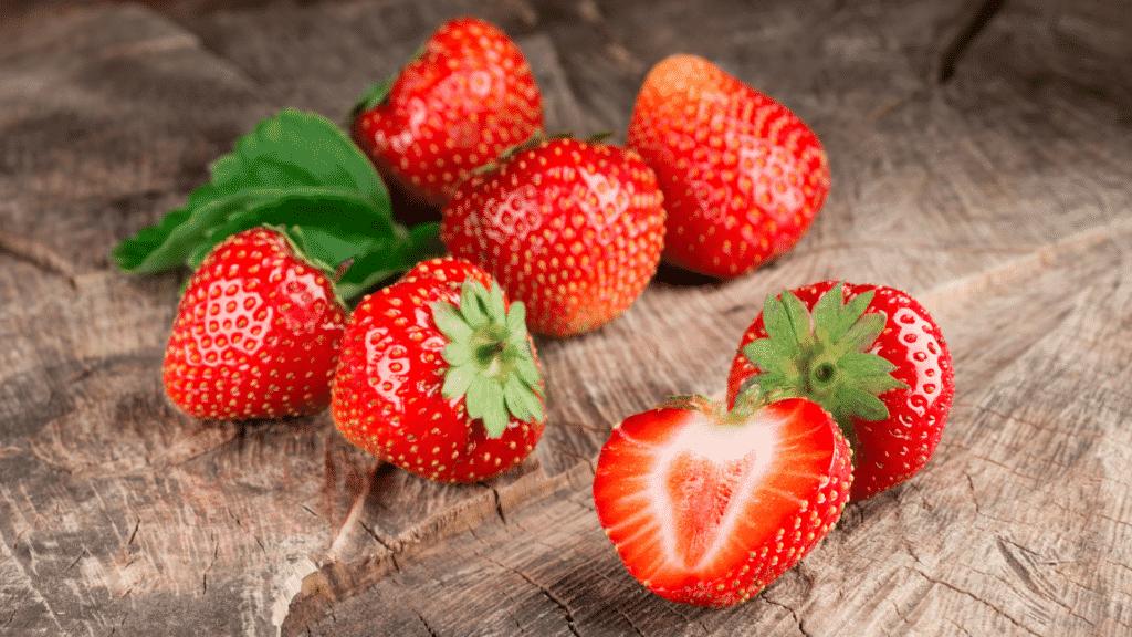 El alimento del mes: la fresa