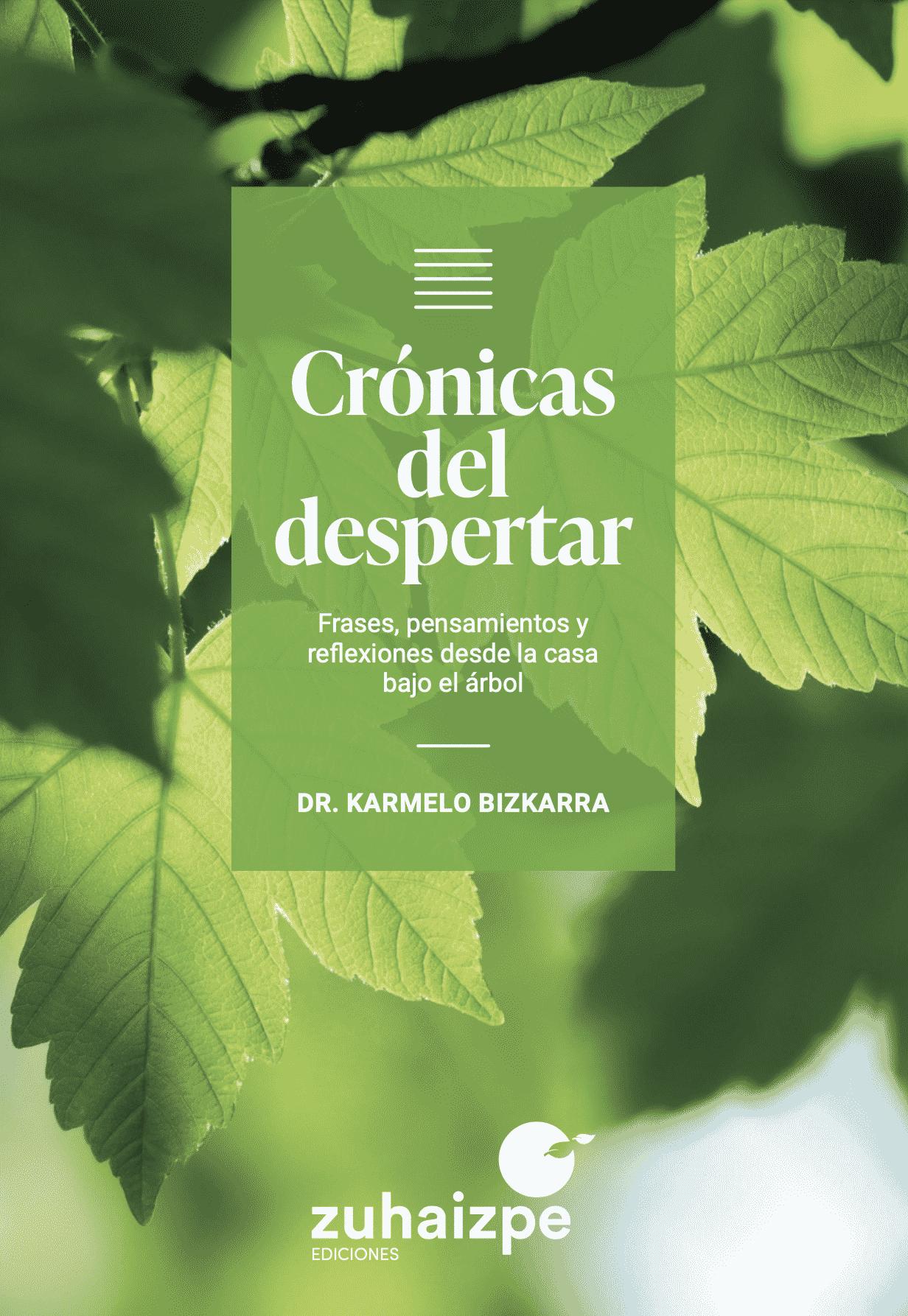 Crónicas del Despertar, de Ediciones Zuhaizpe